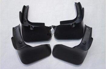 Para LEXUS RX RX270 RX300 RX350 RX450H 2010, 2011, 2012-2014 de 2015 Mudflaps Splash guardias delantero trasero barro guardabarros