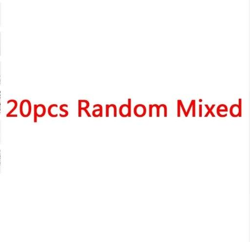 20pcs Random mixed