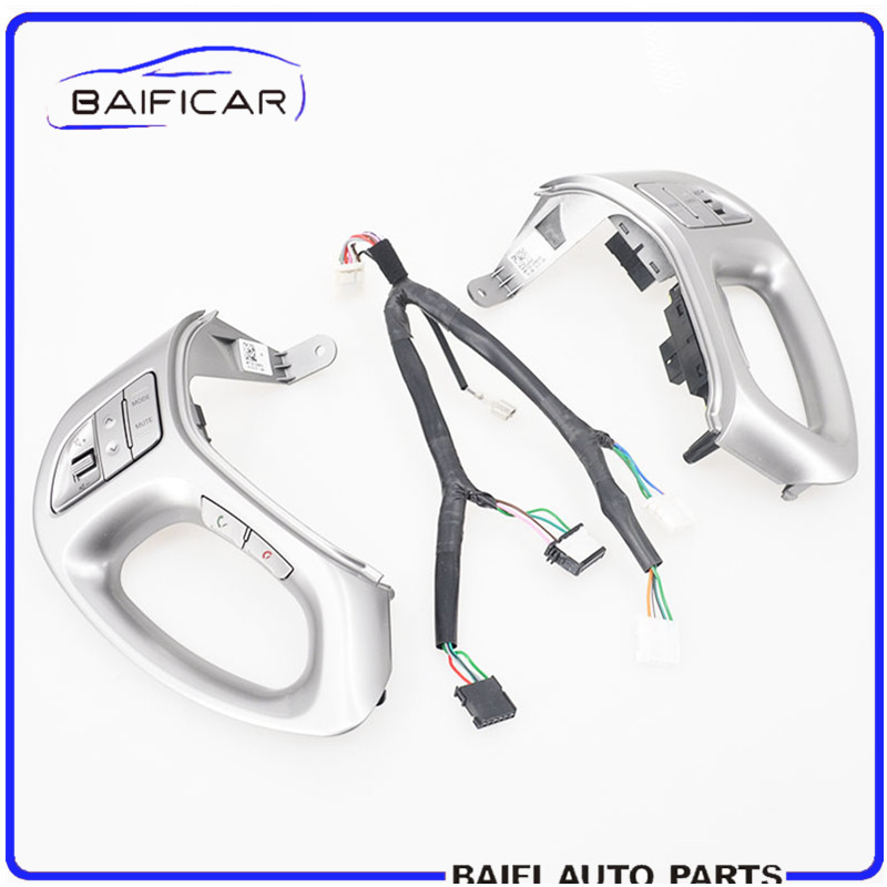 Baificar Multi Function Remote Control Buttons Steering Wheel Button Audio Channel Cruise Control For Hyundai Tucson