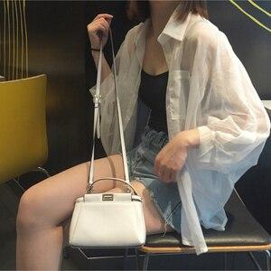 Mazefeng 2018 نمط جديد الصيف النساء قمصان فضفاضة قميص المرأة البلوزات النساء قمم عارضة قمصان السيدات الأزياء سامسونج