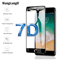 7D 9H protective on the for iphone 7 glass screen protector tempered 8 x s xr Max