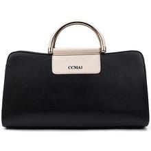 2018 woman handbag Fashion Famous Brands shoulder bags Black Bag Ladies Bolsa Feminina famous brand high quality casua