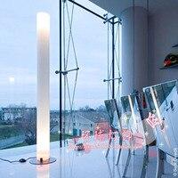 Living room floor lamp bedroom modern minimalist fashion den villa study room creative with simple floor lamp