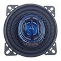 1 Par 4 polegada Speaker Car Automobile Automotive Car HIFI Gama completa Falante Borda Bubble Gum Frete Grátis dropship tamehome 2016