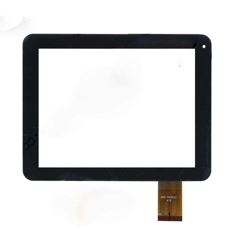 New 8'' inch Digitizer Touch Screen Panel glass For Mystery MID-821 Tablet PC zhiyusun for iq701 new 8 inch touch screen panel touch glass this is compatible touchsensor 124 5 173