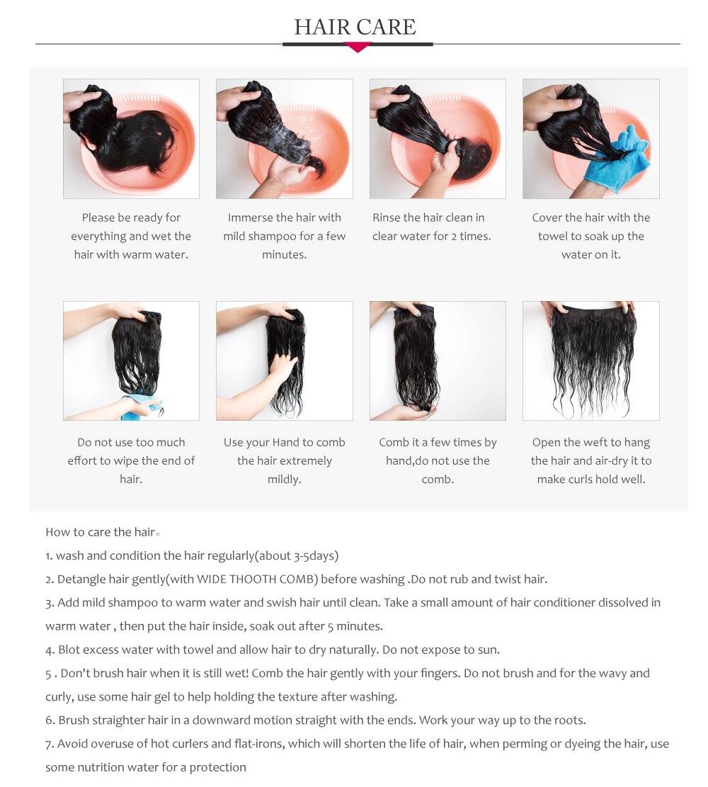 4X4 Lace Closure Wigs #613 Honey blonde lace Closure Human Hair Wigs Remy Brazilian Human Hair 10-24inch Hair Wigs Beauty Wigs