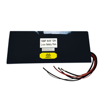 12S4P Rechargeable Lithium Battery Cell with PCM for Scooter Battery Electric Bike Battery