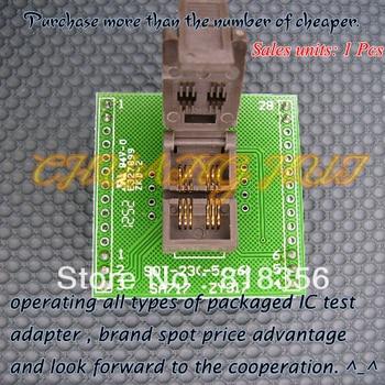 цена на ZY317 ZLG ZHIYUAN Programmerr Adapter Apply to SOT-23-5/SOT-23-6/SOT5/SOT6