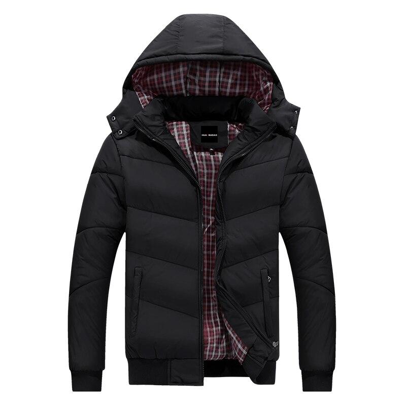 Größe M-5XL winter jacke männer mantel winter marke mann kleidung casacos masculino Dicken wintermantel 2017