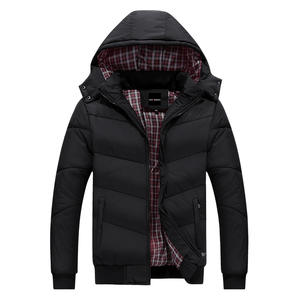 HUAYIBUDAO winter jacket men clothes Thick winter coat 581c19c78