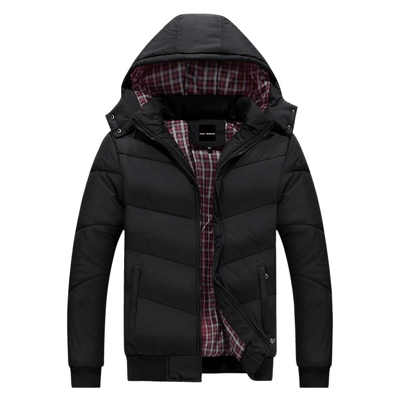 Size M-5XL winter jacket men men's coat winter brand man clothes casacos masculino Thick winter coat 2017