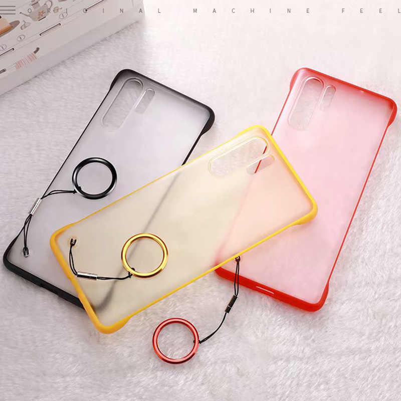 P30 Pro Slim PC Case For Huawei P20 Pro Case Shockproof Clear Hard Plastic Back Cover For Huawei Mate 20 10 Pro 20X Case P20 Pro