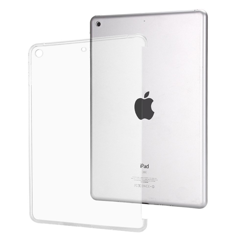 Case for Apple iPad Pro 10.5 Inch Clear Soft Gel TPU Silicone Cover for 2017 iPad Pro 10.5 Case Protective Shell Cover Case for ipad mini4 cover high quality soft tpu rubber back case for ipad mini 4 silicone back cover semi transparent case shell skin