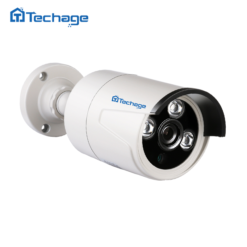 Techage 960P 1080P Security POE IP Camera 2.0MP HD Indoor Outdoor Waterproof CCTV Camera P2P Motion Detection Email Alert ONVIF hbss 16ch full hd night vision motion detection onvif 1920 1080p p2p poe fixed lens email alarm indoor security system
