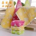 Los niños toallas de algodón Jacquard toalla pequeña plaza del Bebé suministros de limpieza