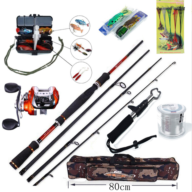 2016 fishing rod kit carp carbon fly fishing rod and reel for Fly fishing combo kit