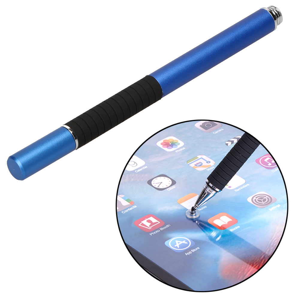 6 Colors Universal Capacitive Touch Screen Drawing Ballpoint Stylus Pen for iPhone / Ipad / Smart Phone / Tablet / PC Computer capacitive pen touch screen drawing pen stylus with conductive touch sucker microfiber touch head for tablet pc smart phone