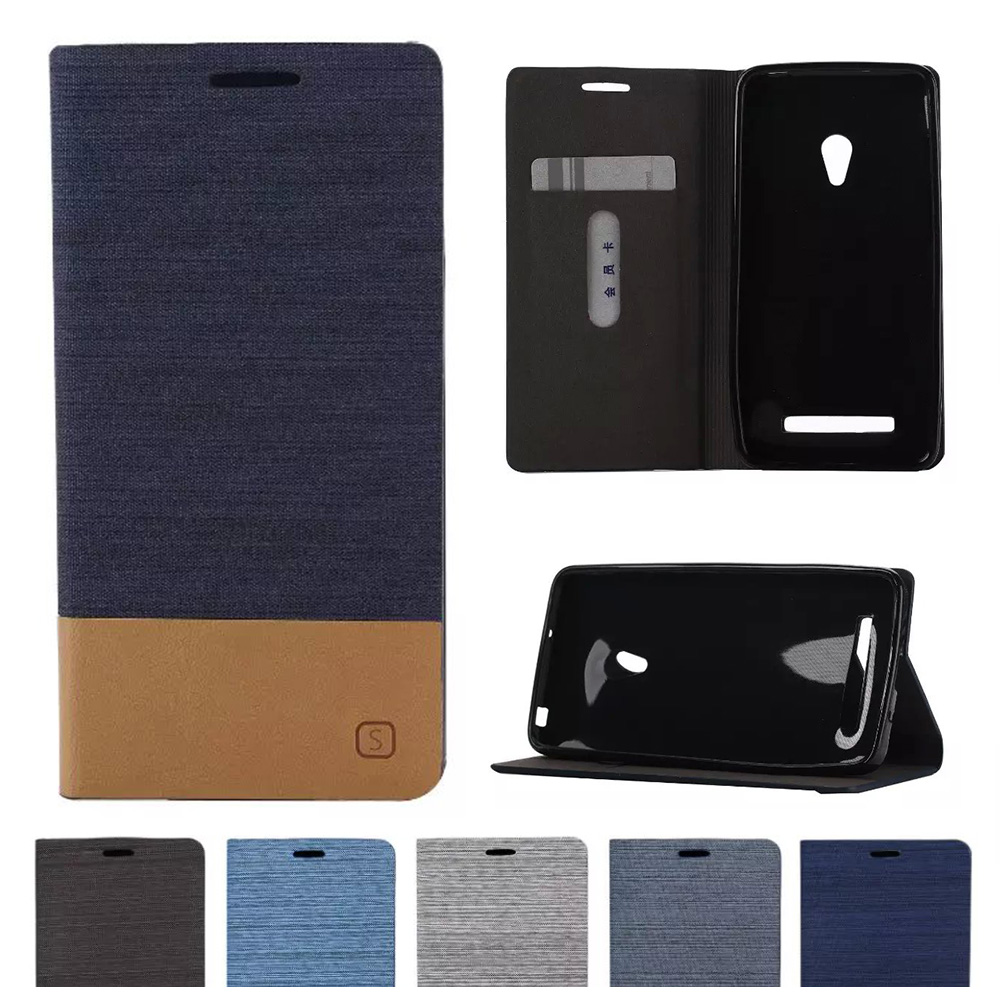 Flip Case for <font><b>ASUS</b></font> <font><b>T00G</b></font> ZenFone 6 A601CG A600CG A A600 A601 600 601 600CG 601CG CG Phone Leather Cover for <font><b>ASUS</b></font>_<font><b>T00G</b></font> ZenFone6 image