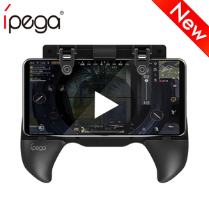 Image 1 - Gamepad Trigger Pubg Controller mobilny Joystick na telefon Android iPhone konsola do gier konsola do gier telefon komórkowy Joypad pabg Gaming