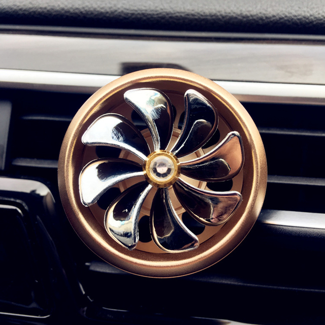 Luchtmacht Nr 8 Solide Auto Luchtverfrisser Airconditioner Vent Luxe ...