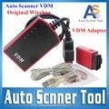 2016 Универсальный Подлинная Новая Версия V3.8 VDM Автомобильный Сканер ВДМ UCANDAS WIFI Полный Система Онлайн-Обновление на Нескольких языках