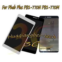 6.8'' New For Lenovo Phab Plus PB1 770 PB1 770N PB1 770M Full LCD DIsplay + Touch Screen Digitizer Assembly 100% Tested