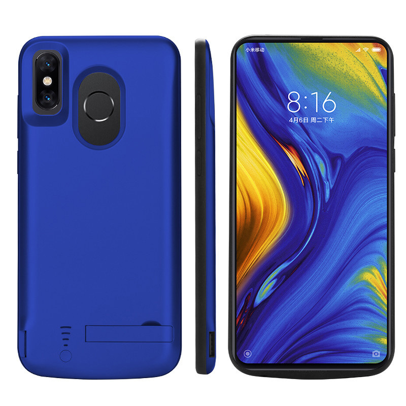 Para Xiao mi mi mi X 3 Bateria Caso Banco Do Poder Carregador 5000 Mah Caso Capa Smart Phone Para Xiao mi mi mi X 3 Bateria Case Capa