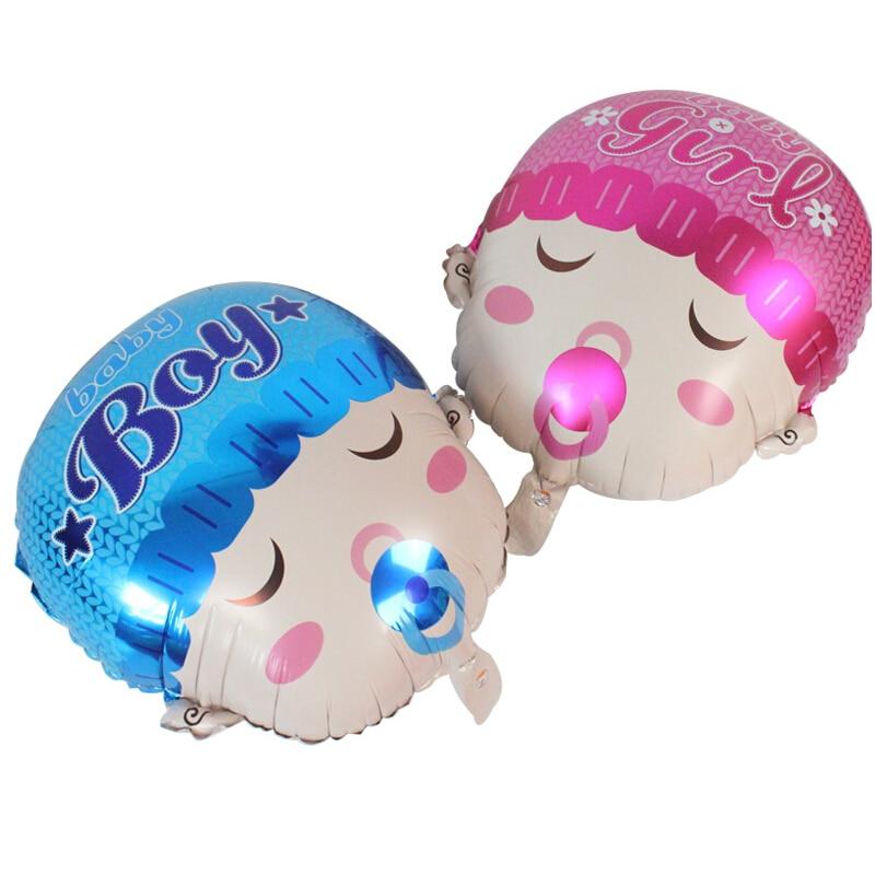 Amor de Varejo Do Bebê da menina do menino do miúdo decoração Inflável balão  da folha para a Festa de Aniversário Do Casamento do chuveiro do bebê Balões  de ... c7017180a542d