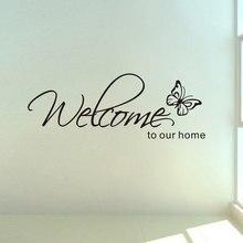 Pegatinas de mariposa decorativas para decoración del hogar, adhesivos para salón de estar, dormitorio