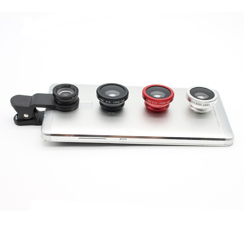 universal clip zoom lens for mobile cellphone camera smartphone lenses (7)