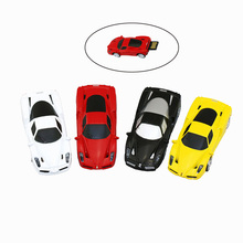 Hot Sale USB flash drive Metal car Usb 4gb pen drive 8gb u disk 16gb pendrive 64gb 2.0 Flash Drive Stick car 32gb f1 racer car shaped usb 2 0 flash jump drive red 4gb