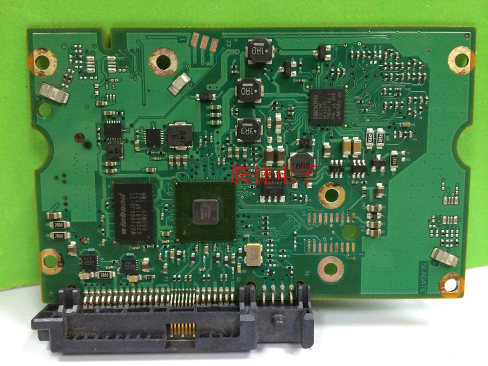 hard drive parts PCB logic board printed circuit board 100652518 for Seagate 3.5 SAS server hdd data recovery repair