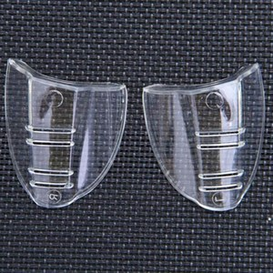 Image 5 - 2pairs Protective covers for glasses SideShields for Myopic glasses Safety Flap Side protective sheet Anti sand splash