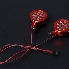 1/5 Масштаб rc участники Бахи BAJA CNC сплав лампа комплект с светодиодный свет 85283-набор