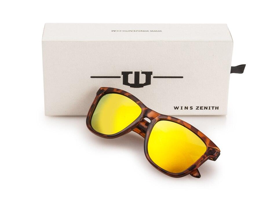 Winszenith 175 Europei e Americani occhiali da sole alla moda 1610 stile popolare di vendita veloce occhiali delle donne degli uomini di 16 pezzo