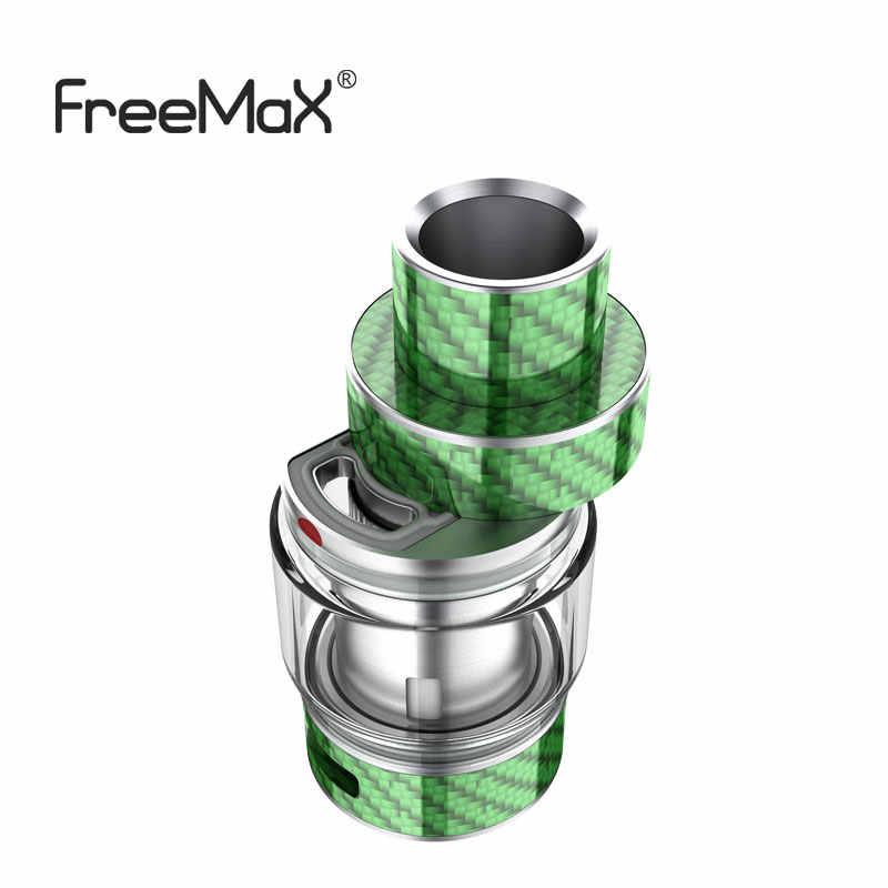 Freemax Mesh Pro Elektronik sigara atomizörler vape tankı Karbon Fiber Baskı 0.2ohm ve 0.15ohm Bobin 510 iplik