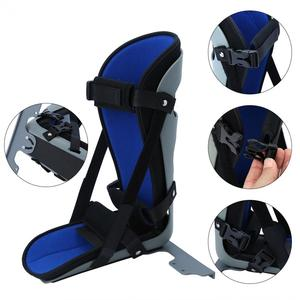 Image 2 - Ankle Brace Support Foot Drop Splint Guard Sprain Orthosis Fractures Ankle Braces For First Aid Plantar Fasciitis Heel Pain