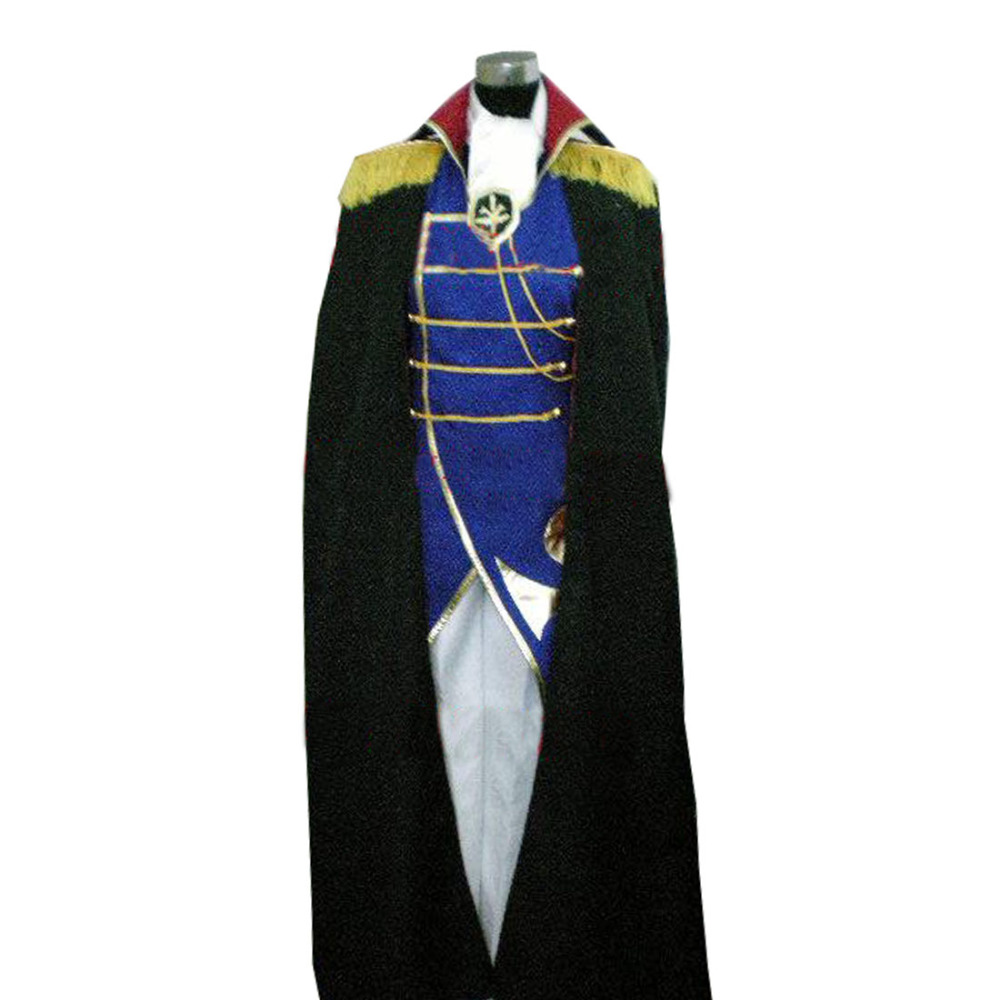 2017 Charles di Britannia Cosplay Costume From Code Geass