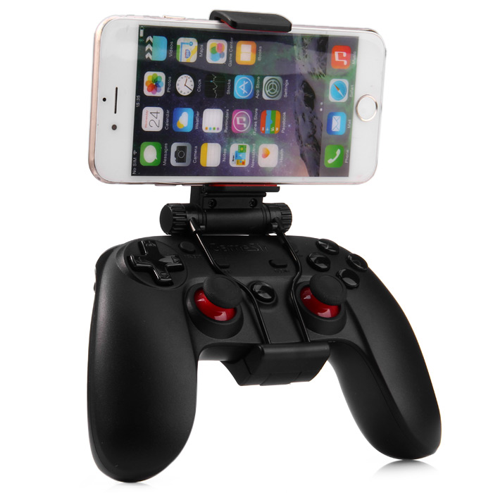 Gamesir G3s Series 2.4G Bluetooth Wireless Controller Gamepad Control for Android / iOS / PC / PlayStation3 with/without Bracket