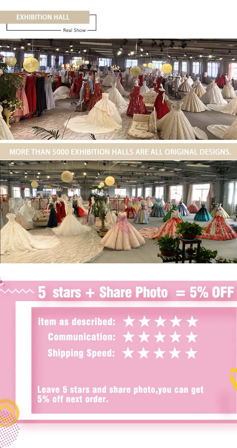 love season wedding dress size chart and show room (3)