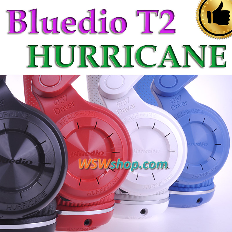 ФОТО Blue Dio Bludio T2 Hurricane Bluetooth Headset Foldable Stereo Bass Bludio T2 Headphones Fone De Ouvido Bluetooth Auriculares
