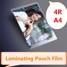 Thermal Laminating Film  80 mic 4R (6