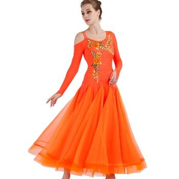 Women Ballroom Dance Competition Dresses Ballroom Waltz Dresses Standard Dancing Dress Women Ballroom Dress Fringe Dance Wear