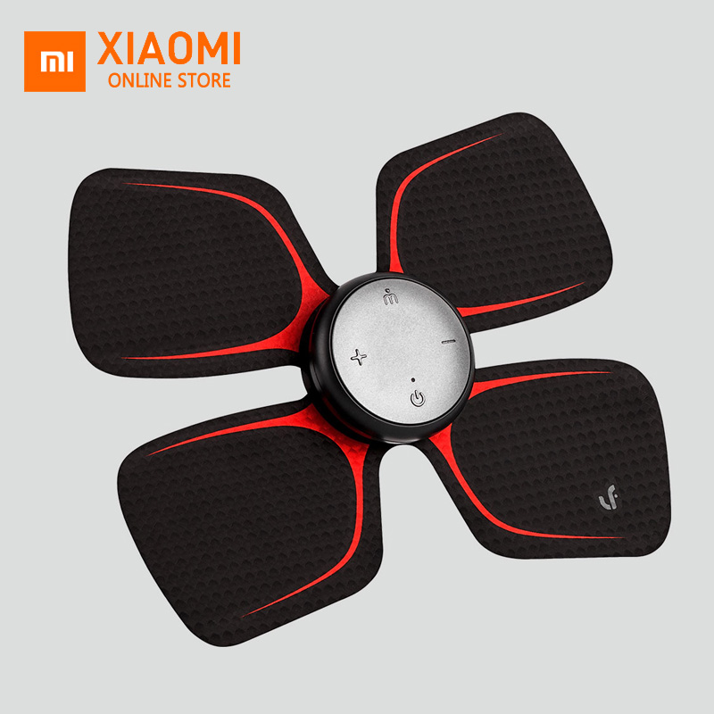 Original Xiaomi LF H105 Four wheel Drive Massage Magic Sticker Electric Massager Electric Stimulator Body Relax