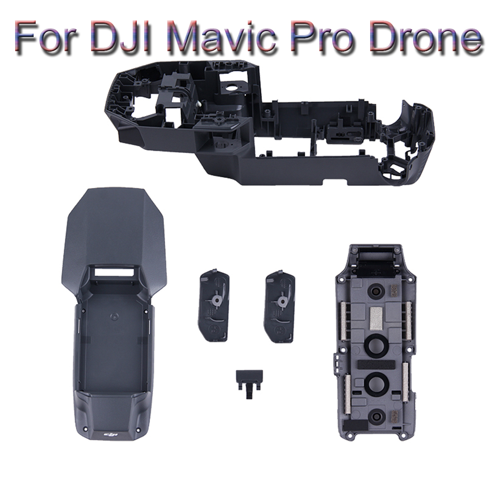 Original Upper Bottom Middle Frame Shell Repair Replacement Parts Body Bottom Shell Housing For DJI Mavic Pro Drone Accessories