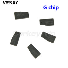 5pcs Transponder Key remote key chip blank for Toyota G chip transponder virgin carbon remtekey free shipping transponder key blank hu43 blade for tpx chip for opel 10piece lot