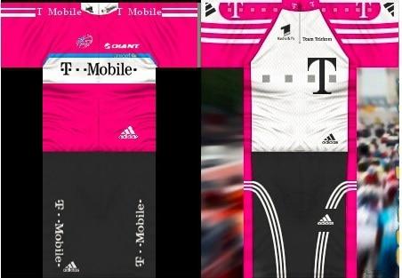 Special Edition Deutsche Telekom T Mobile Sportswear Cycling Jersey