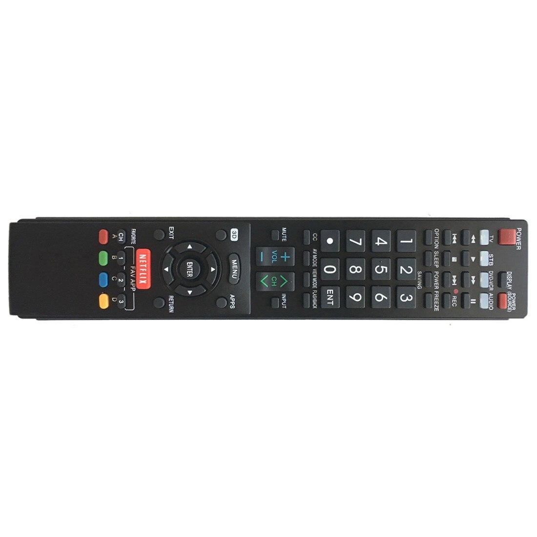 NEW TV Remote GA890WJSA for SHARP TV GB118WJSA GB004WJSA GA935WJSA GB105WJSA