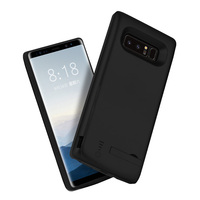 6500mAh Battery Charger Case For Samsung Galaxy Note 8 Charging Phone Power bank Cover For Samsung Note 9
