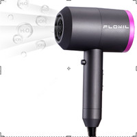 1600W 3 Speed Constant Temperature Cold and Hot Hair Dryer No Harm for Hair Anion Hairdryer Household Use Hair Blowdryer